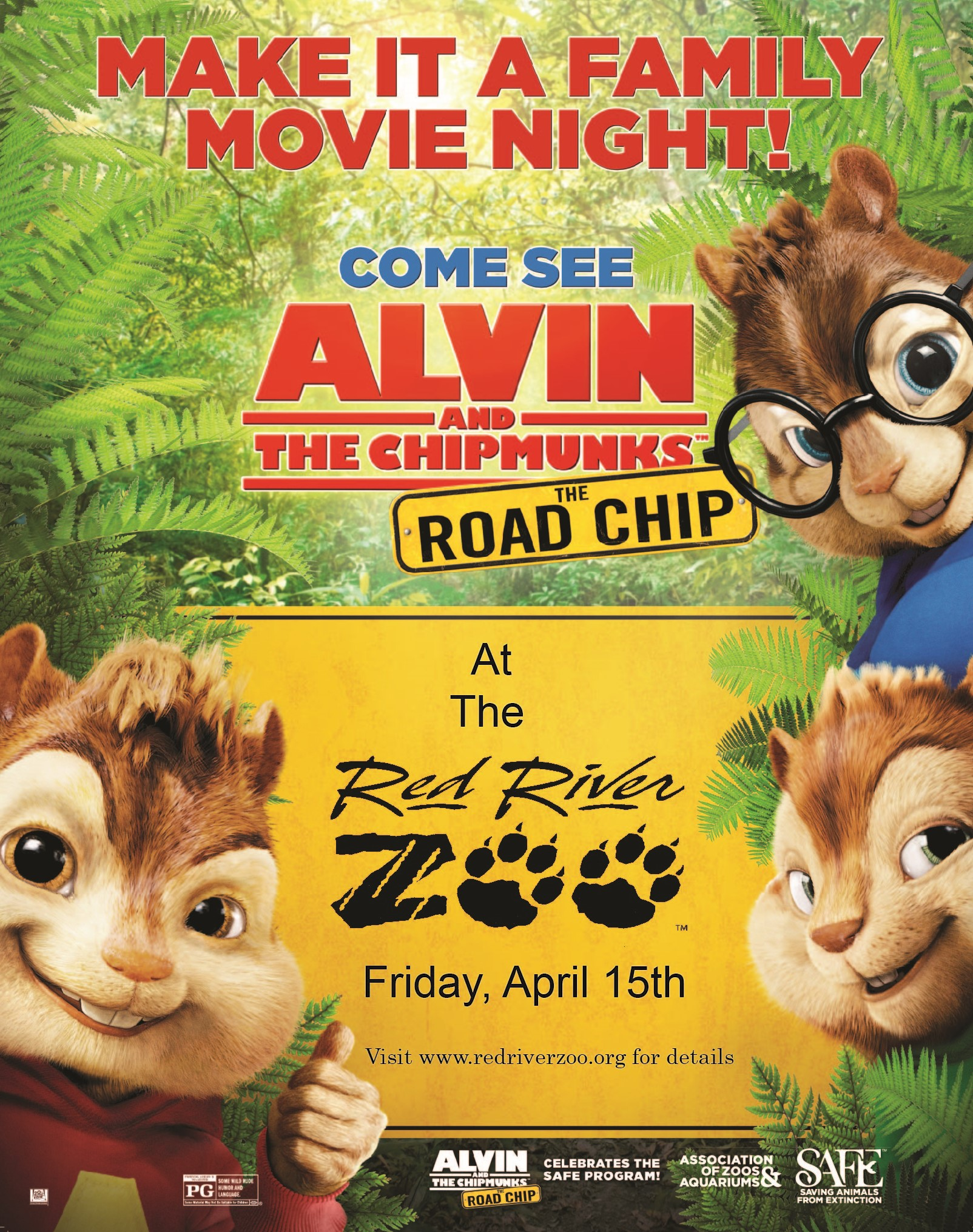 Alvin and the chipmunks 2017 serial